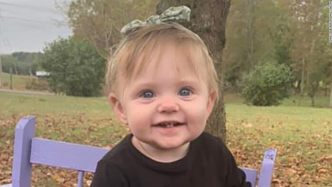 A 15-month-old was reported missing this week -- two months after she was last seen thumbnail