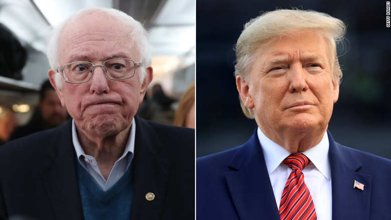 Sanders could not beat Trump simply by mobilizing turnout. Here's why.