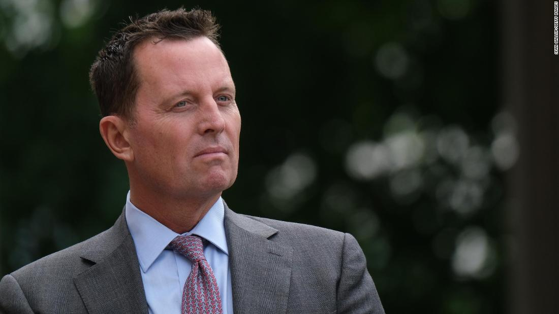 Richard Grenell: Intelligence community feels immediate impact of Trump's diplomatic 'disruptor' - CNNPolitics