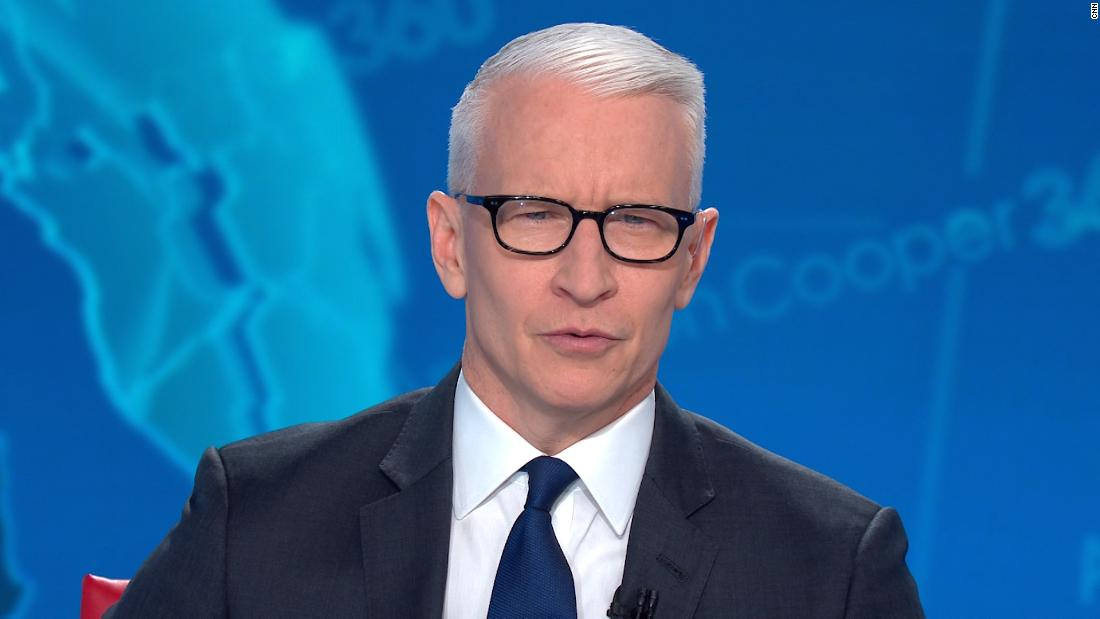Cooper: Any candidate would say what Sanders said thumbnail