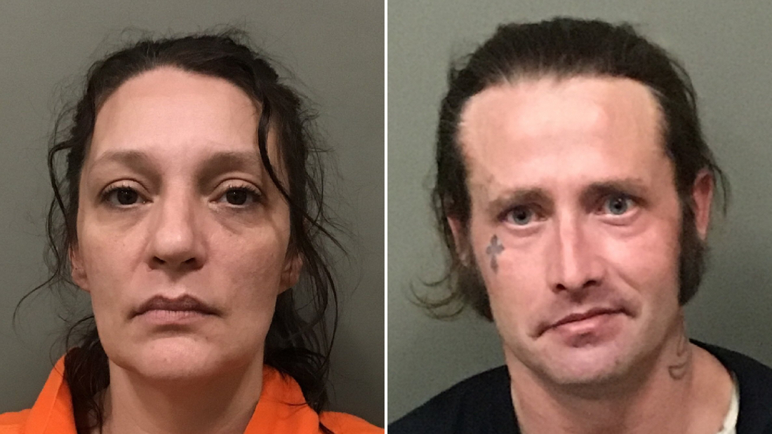 Angela Boswell, 42, and William McCloud, 33, were arrested last week in connection to the case