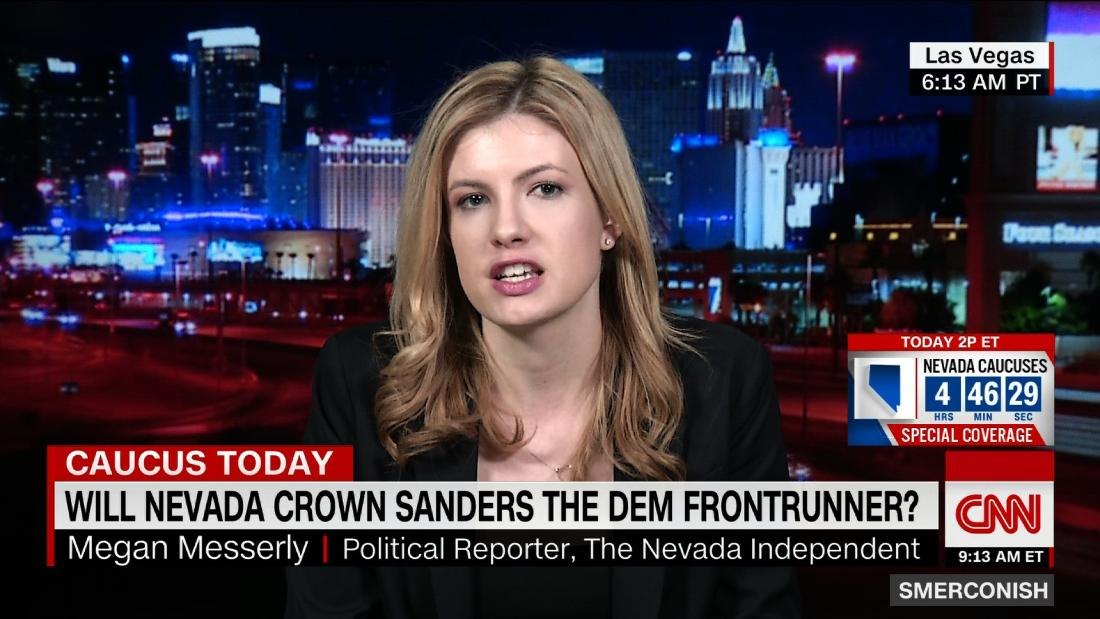 Bloomberg needs to take down Sanders -- immediately