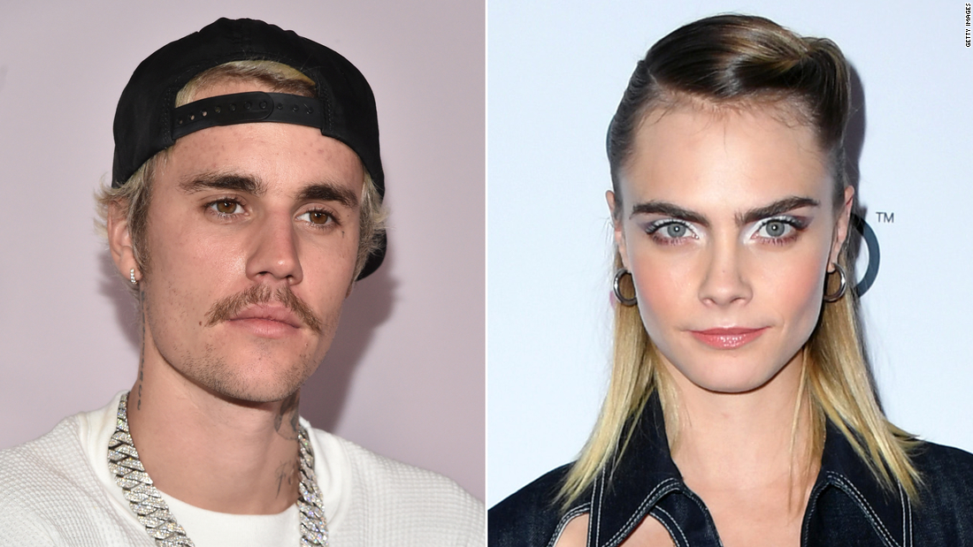 Justin Bieber Says Cara Delevingne Is His Least Favorite Of His Wife S Friends She Hits Back Cnn
