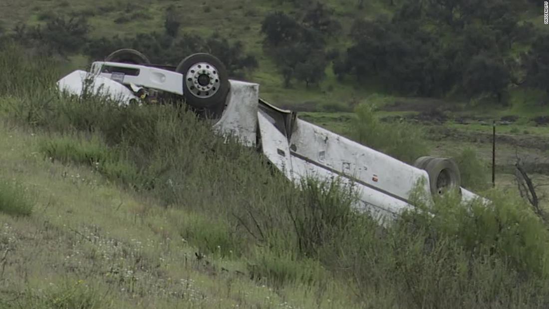 Mindestens 3 sterben in San Diego, bus-crash