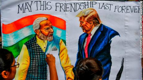 Here's what to expect from Trump's visit to India