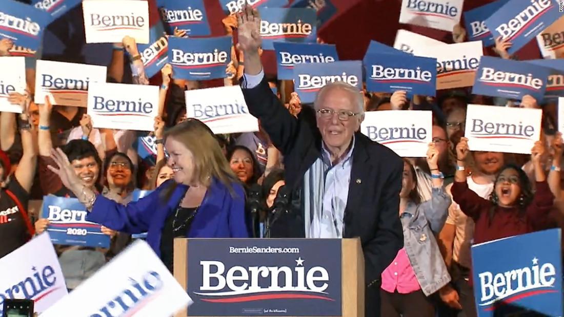 6 takeaways from Bernie Sanders' huge win in Nevada