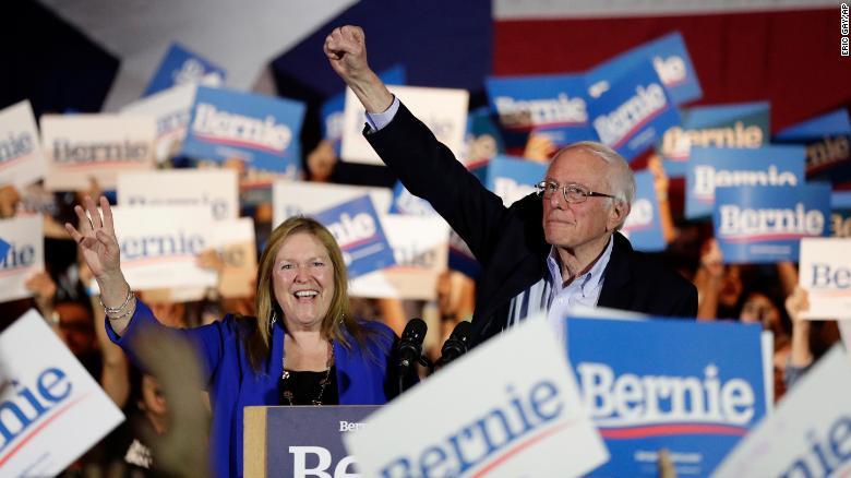 Pete Buttigieg warns against nominating Sanders as Vermont senator gains momentum