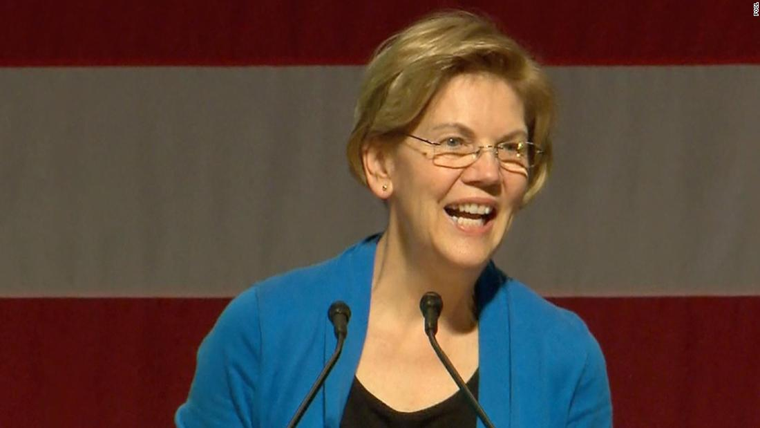 Warren targets Bloomberg in new campaign ad airing in Super Tuesday states