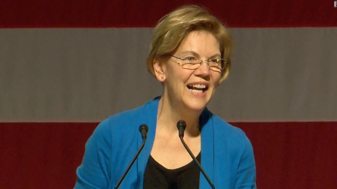 Warren insults Bloomberg after Nevada
