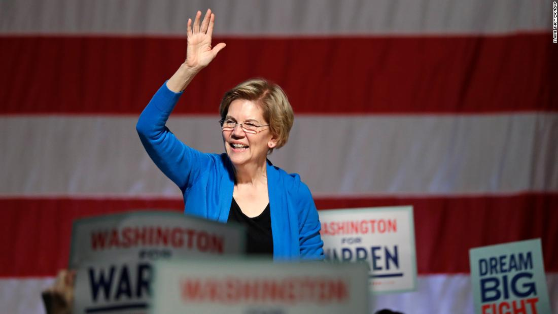 Warren super PAC won't disclose donors early despite candidate's request