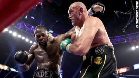 Tyson Fury and Deontay Wilder look set to complete a triology of fights.