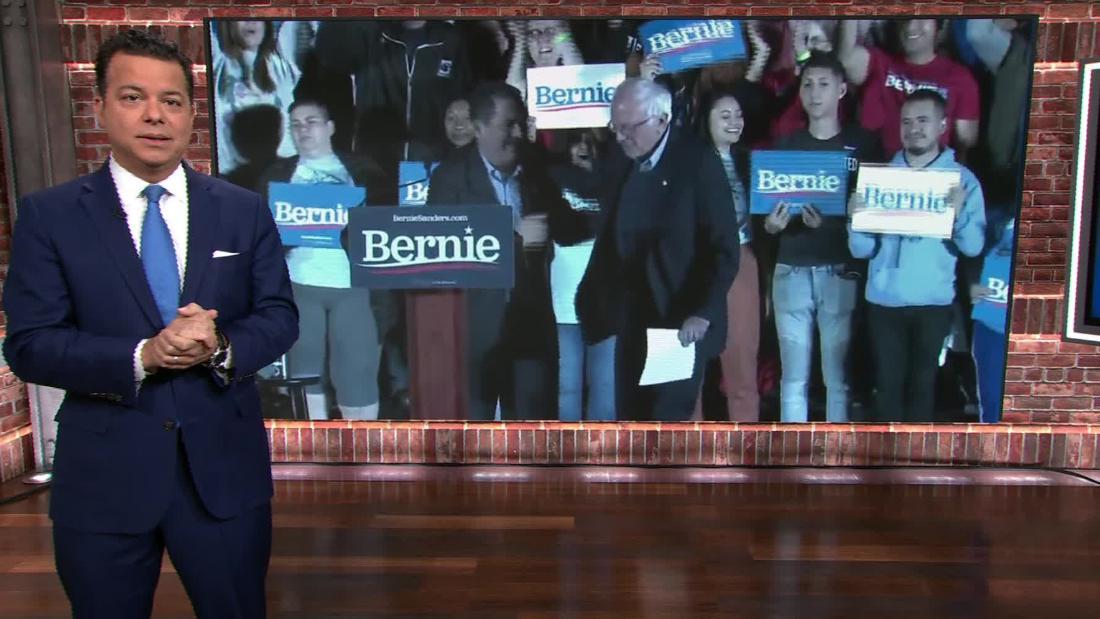 Avlon: Bernie Sanders' Lob der Castro ist problematisch