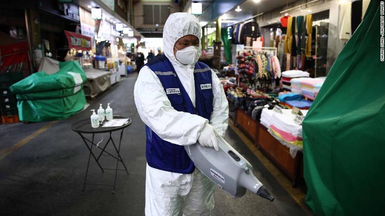 Coronavirus is fast becoming an 'economic pandemic'