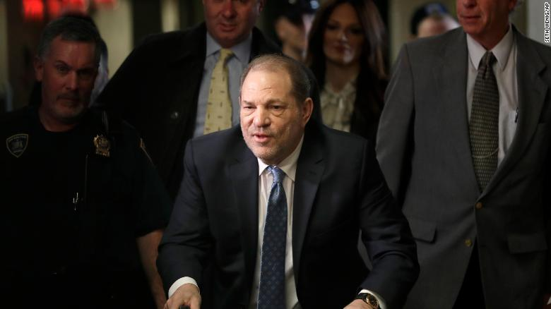 Harvey Weinstein injured in Rikers Island 4