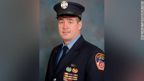 Retired New York City firefighter Daniel Foley died from pancreatic cancer related to his efforts on 9/11.