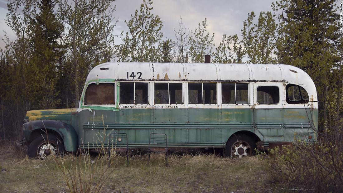 Five hikers rescued on their way back from 'Into the Wild' bus in Alaska