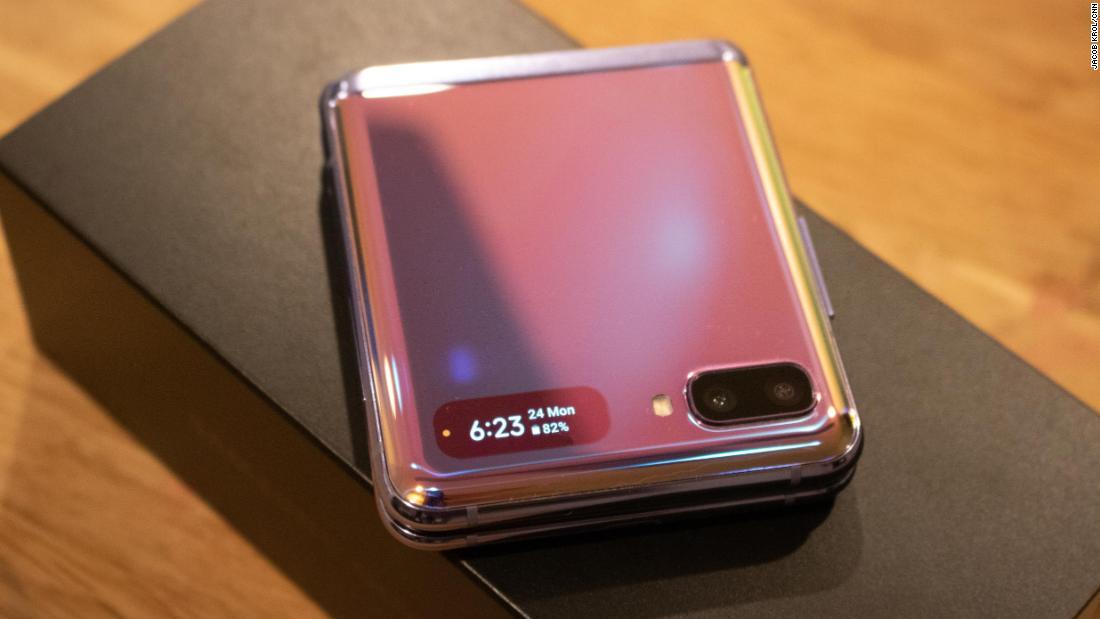 Samsung Galaxy Z Flip Review: It's the best foldable yet | CNN Underscored
