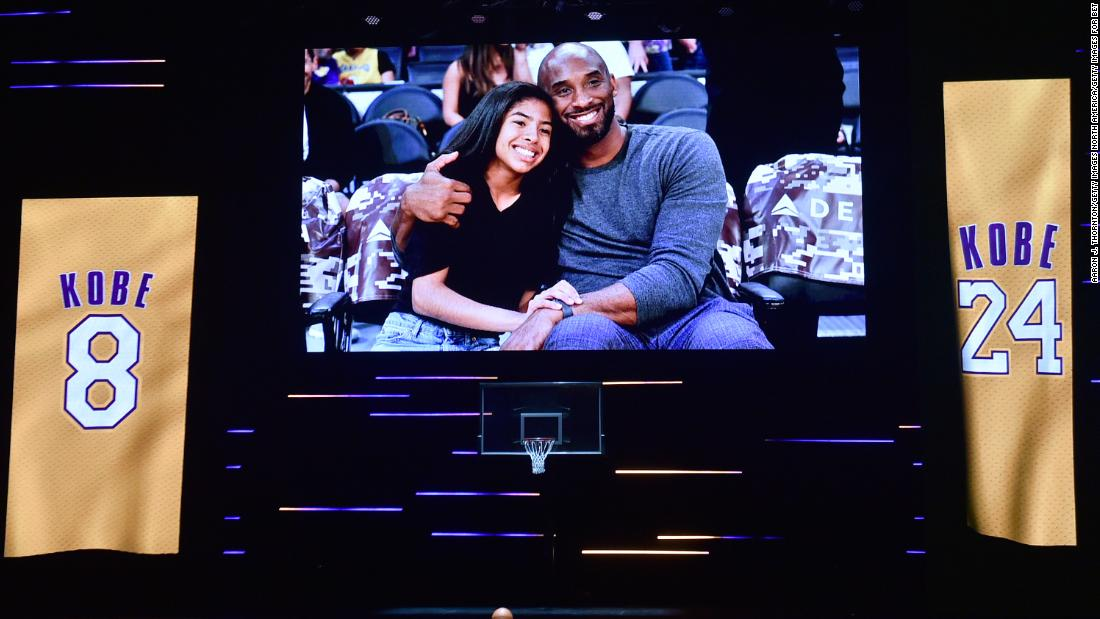 The world said goodbye to Kobe and Gianna Bryant in an emotional and star-studded celebration of their lives