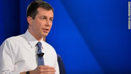 CNN Democratic Presidential Town Hall with Former South Bend, Indiana, Mayor Pete Buttigieg moderated by CNN's Don Lemon College of Charleston Charleston, South Carolina  February 2020