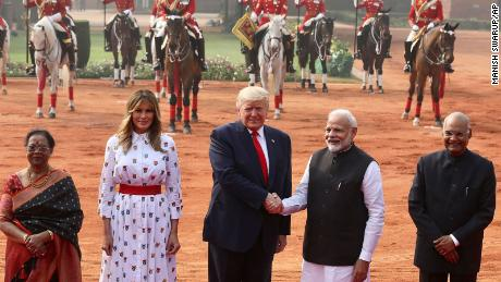 Trump concludes India visit without major agreements