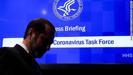 CDC official warns Americans it's not a question of if coronavirus will spread, but when