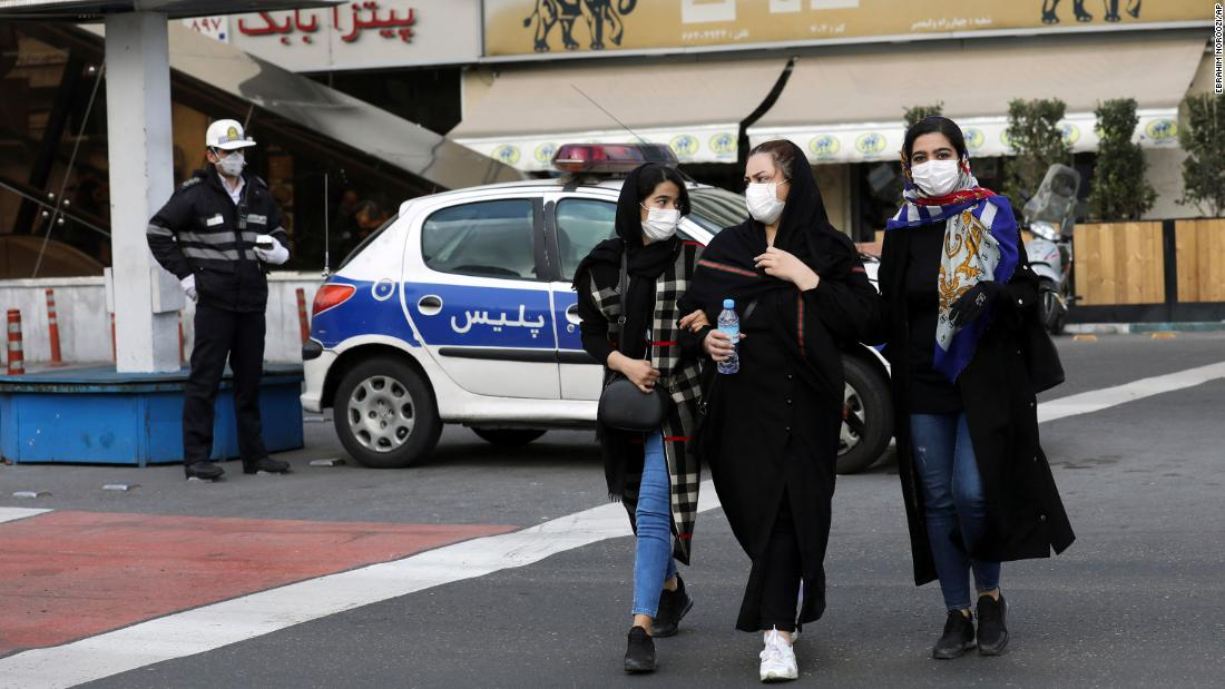 Iran was already struggling with one crisis. Now it has the worst coronavirus outbreak in the Middle East