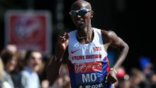 Mo Farah was aiming for a 10,000 meter three-peat at Tokyo 2020 before the postponement of the Games.