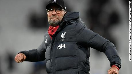 "Jurgen Klopp said his side's unbeaten form was ""special""."