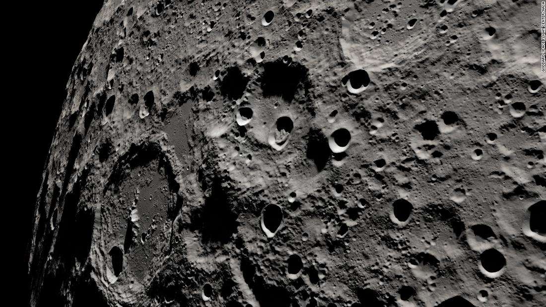 See the moon from the perspective of Apollo 13's astronauts - CNN