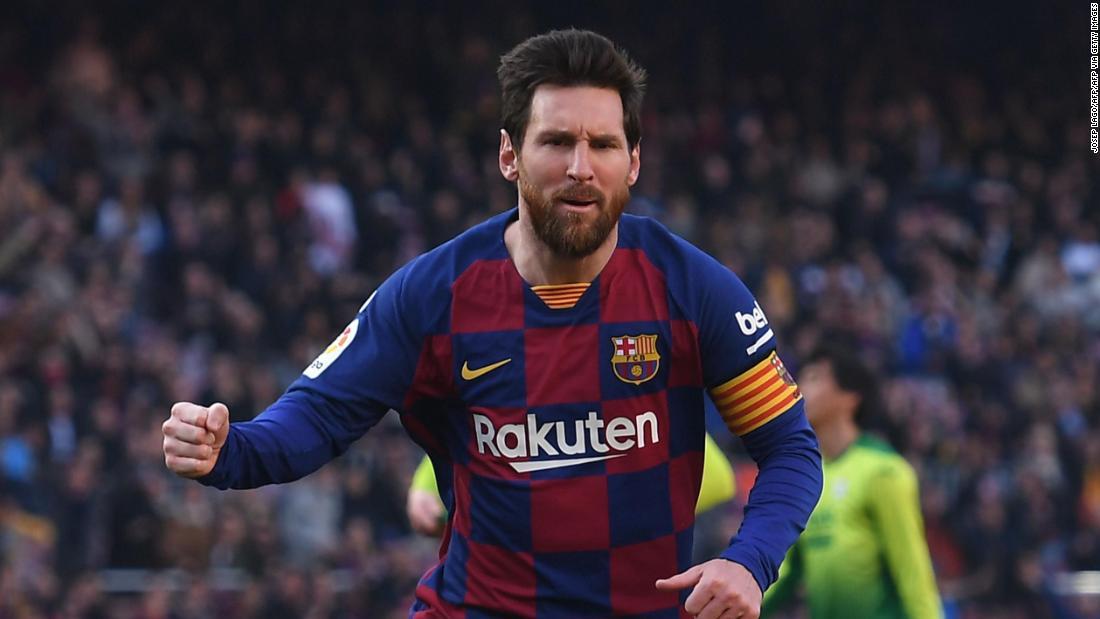 Lionel Messi and La Liga stars get go ahead to resume play