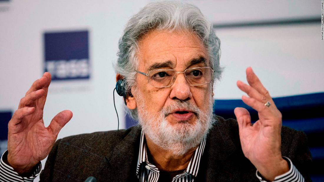 Plácido Domingo made inappropriate sexual advances in the workplace, musicians' union finds