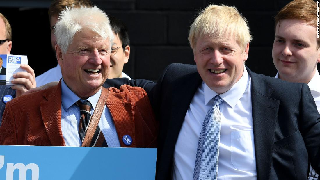 Boris Johnson's family 'stunned' after neighbor found murdered