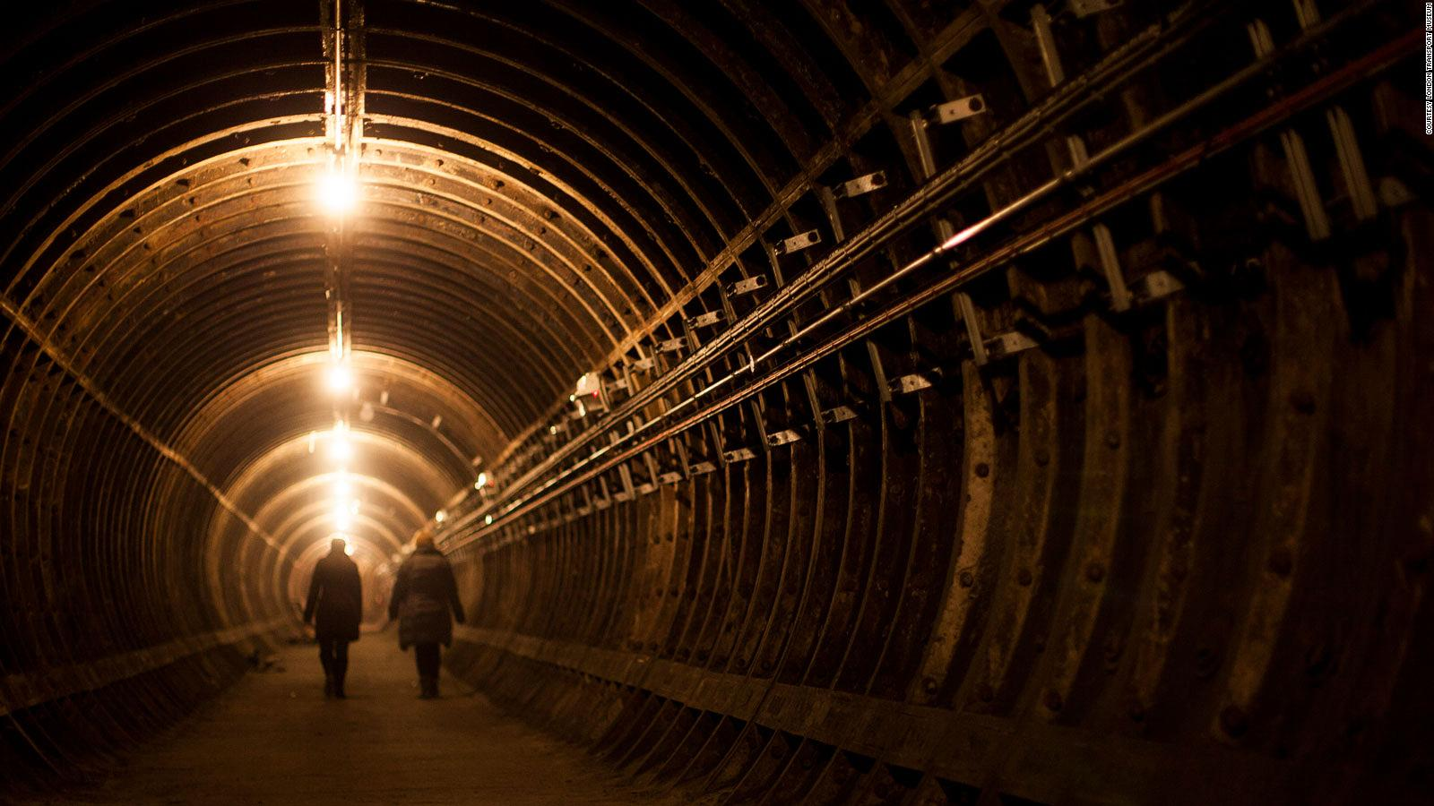 The Ghost Stations Hidden Beneath London Cnn Travel
