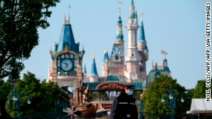 Disney theme parks feel pain amid coronavirus shutdown