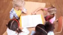 Gender stereotypes keep boys from reading as well as girls