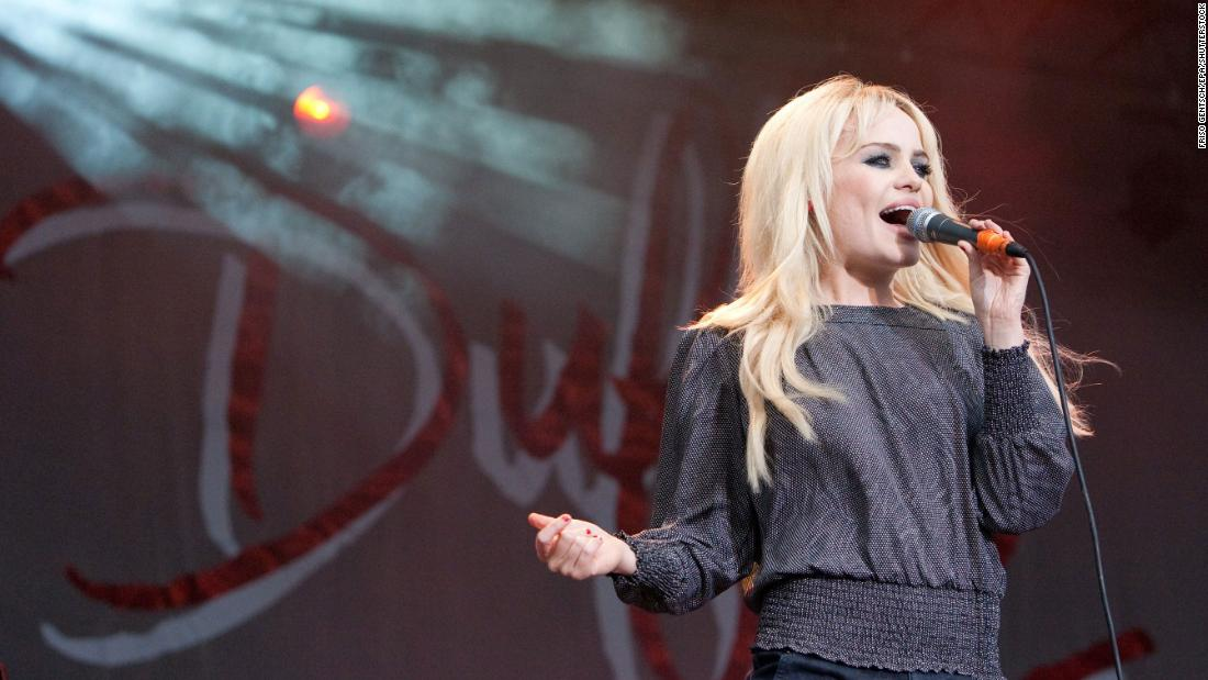 Singer Duffy says she retreated from the spotlight after being 'raped and drugged and held captive'