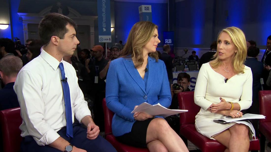 Pete Buttigieg: Bernie Sanders is a terrible risk to take thumbnail