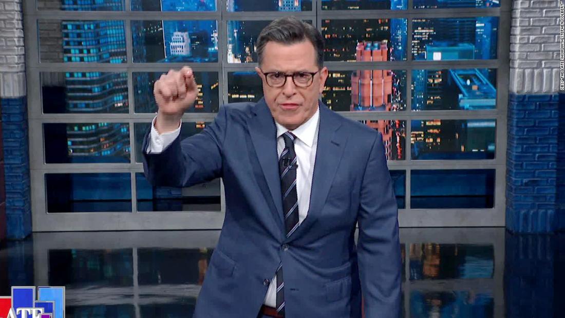 Colbert Remixe Sanders' Debatte Zeile mit '90s rap