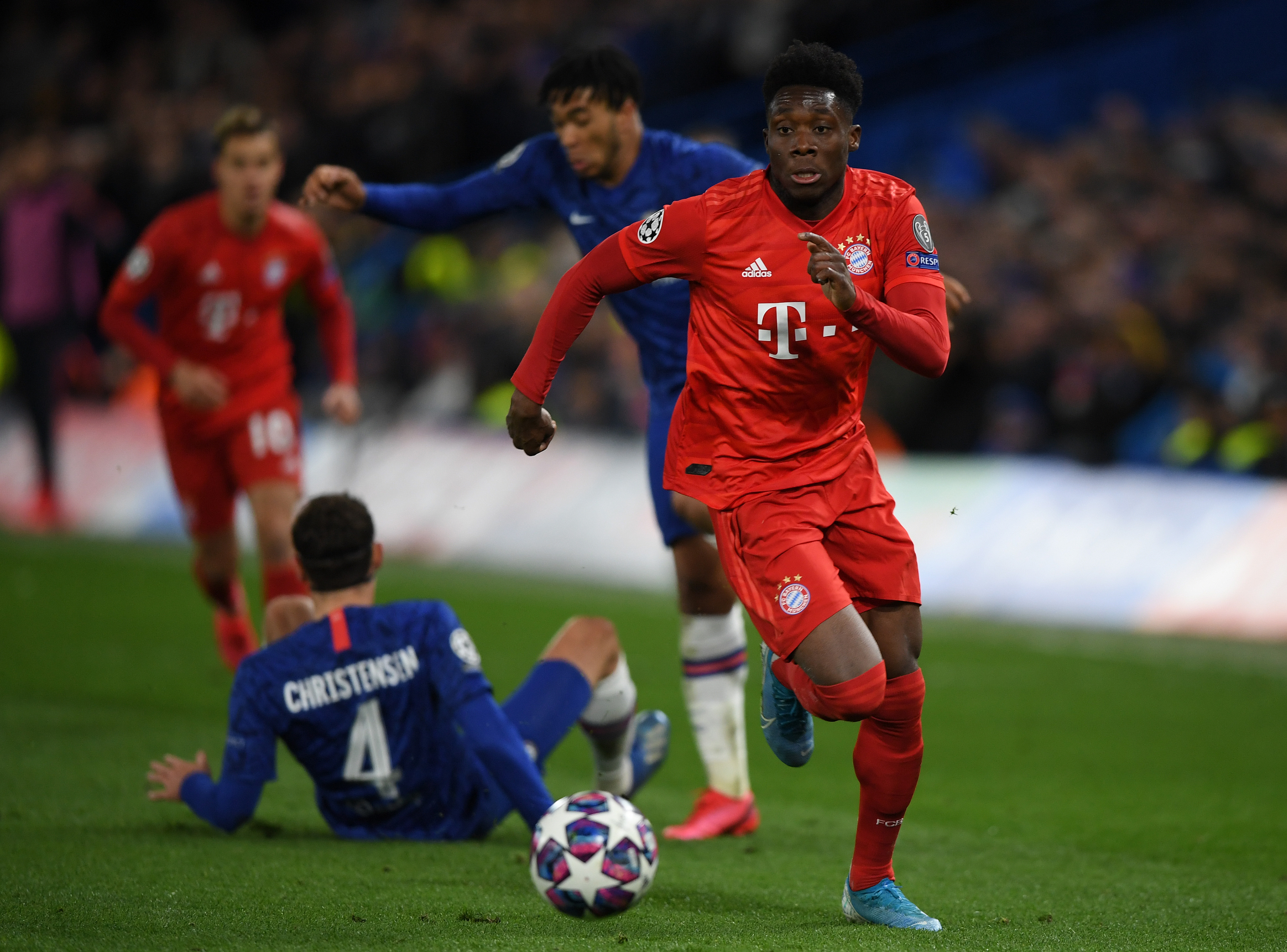 Bayern S Alphonso Davies On His Past And Being Happy Cnn Video