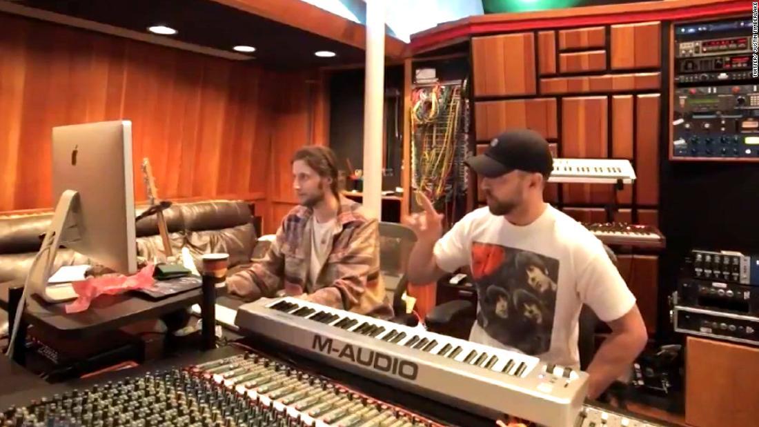 Ο Justin Timberlake αποκαλύπτει το νέο τραγούδι