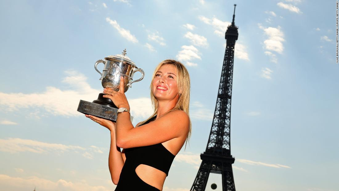 Maria Sharapova, the ultimate competitor with a complicated legacy