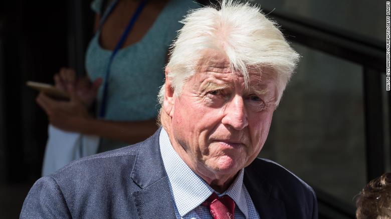 Stanley Johnson, the father of UK Prime Minister Boris Johnson, was a neighbor of Debbie Zurick.