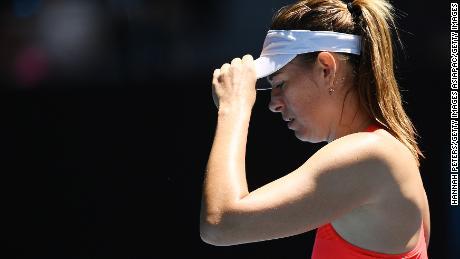 La cinque volte vincitrice del Grand Slam Maria Sharapova si è ritirata dal tennis