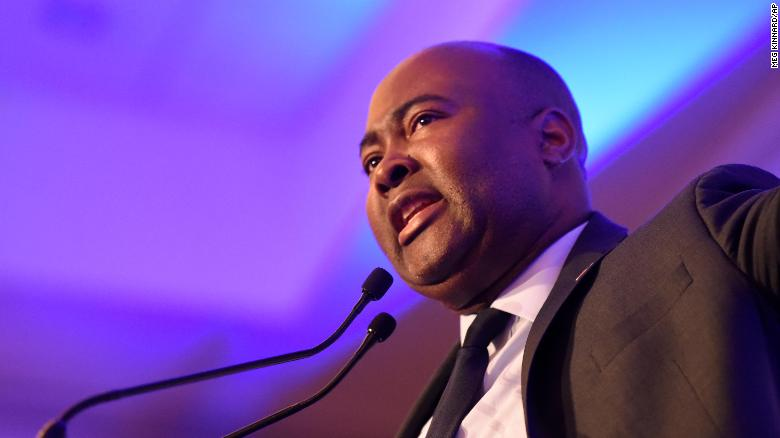 Jaime Harrison, a Democrat, hopes to challenge longtime Republican Sen. Lindsey Graham in the fall.