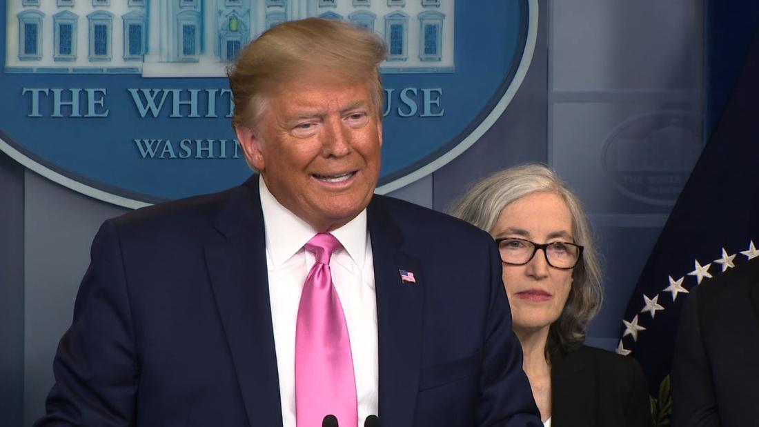 Trump fires back at Pelosi over criticism