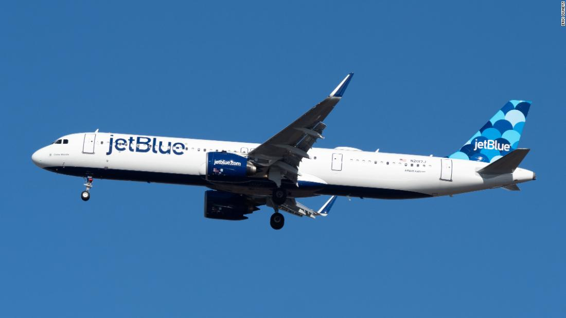 Here's looking at you, Blue: JetBlue looks to the next 20 years