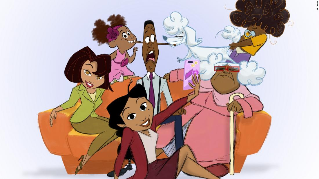 The Proud Family' revived by Disney+ - CNN