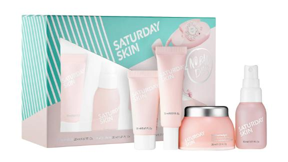 Saturday Skin No Bad Days Set
