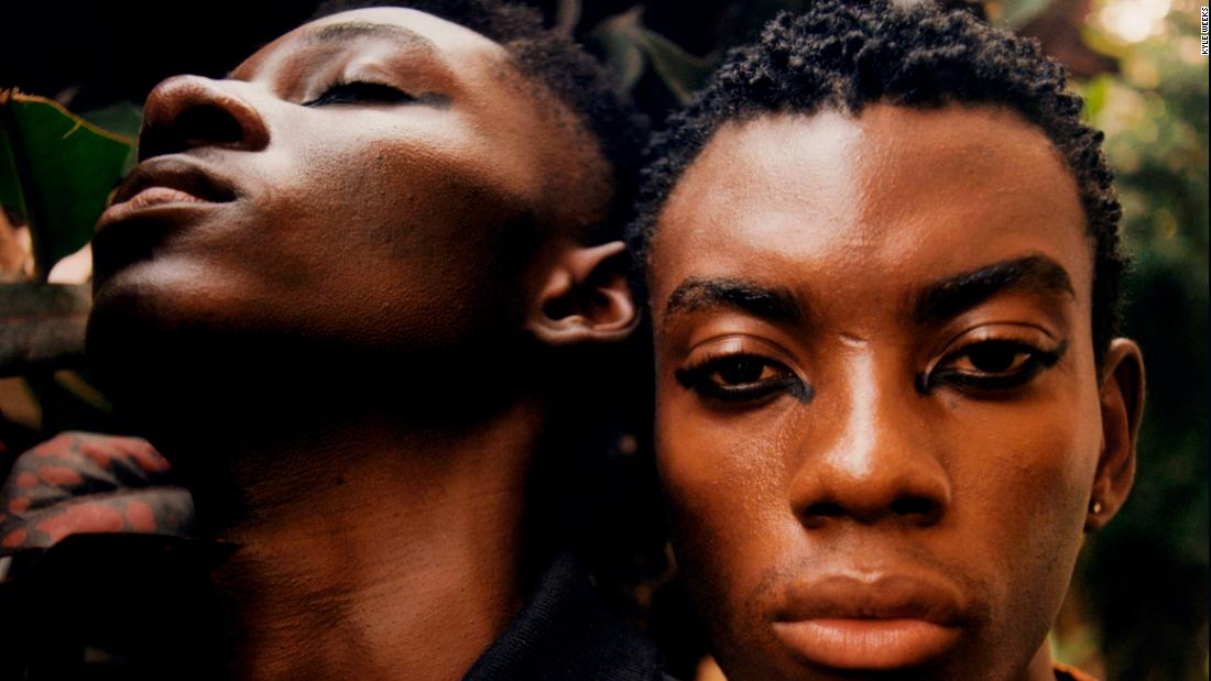 Photographer Kyle Weeks uses his medium to show that manhood in Africa is not a singular image