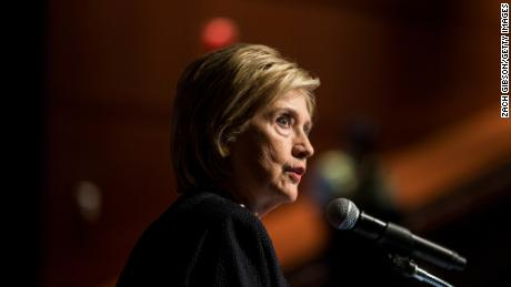 Hillary Clinton backs repealing the filibuster for voting rights bills